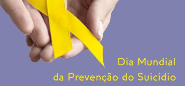 Setembro Amarelo: Movimento de Prevenção ao Suicídio!
